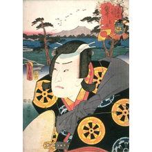 歌川国貞: Fukuroi - Legion of Honor