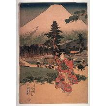 歌川国貞: Kanadehon Chushingura Hachidamme - Legion of Honor