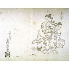 無款: [Three seated women] - Legion of Honor