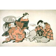 奥村政信: Yoshiwara Furoku - Legion of Honor