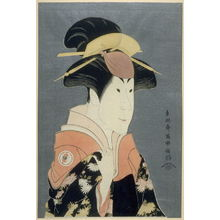 Toshusai Sharaku: The Actor Segawa Tomisaburo II , plate 3 from the portfolio Sharaku, Vol. 1 (Tokyo: Adachi Colour Print Studio, 1940) - Legion of Honor