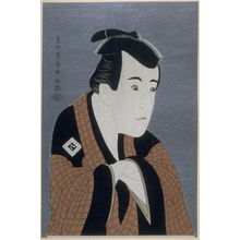 Toshusai Sharaku: The Actor Ichikawa Yaozo III, plate 4 from the portfolio Sharaku, Vol. 1 (Tokyo: Adachi Colour Print Studio, 1940) - Legion of Honor