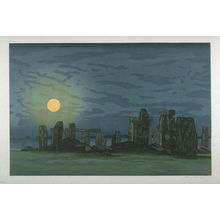 Yoshijiro Urushibara: Stonehenge (Moonlight) - Legion of Honor