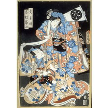 Utagawa Kunisada: Untitled - Legion of Honor