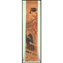 Eishi: Two Women on a Balcony - Legion of Honor