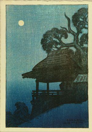 伊東深水: Ishiyama Temple, from - 原書房
