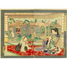 Utagawa Hiroshige III: - Hara Shobō