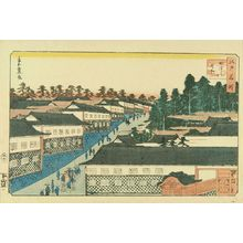 SHIGENOBU: Kasumigaseki, from - Hara Shobō