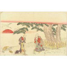 SHUNSEN: Scene of the No play - Hara Shobō