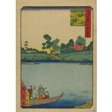 歌川国員: Gempachi Ferry, from - 原書房