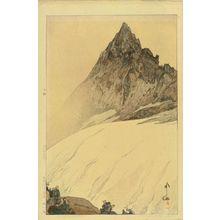 吉田博: Mount Yari, from - 原書房
