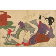 UNSIGNED: A couple, c.1810 - 原書房