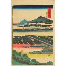 Utagawa Kunisada II: Nagoya, from - Hara Shobō