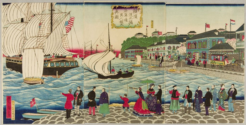 history of japan and its relationship with the world Although there is much in japanese culture that is distinctive, it also bears a strong relationship to chinese culture however, for many centuries, japan avoided all contact with the outside world, a policy that isolated japanese society, which as a result developed in unique ways in particular.
