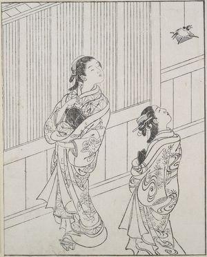 Nishikawa Sukenobu: ON THE WISDOM OF ANIMALS - Harvard Art Museum