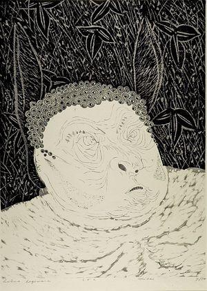Hagiwara Hideo: Midas, Shôwa period, dated 1965? - Harvard Art Museum