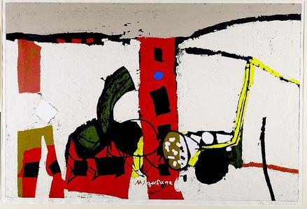 Mizufune Rokushû: Red Seed, Shôwa period, circa 1960s - ハーバード大学