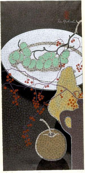 Mabuchi Thoru: Red Fruit, Shôwa period, dated 1959 - Harvard Art Museum