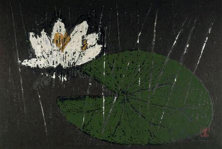 河野薫: Quiet Rain, Shôwa period, - ハーバード大学