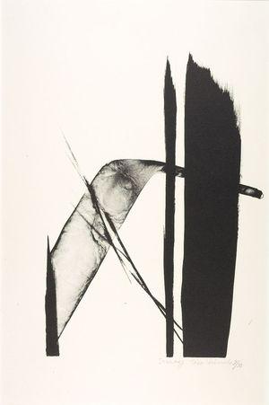 Shinoda Tôkô: Journey, Shôwa period, dated June 1983 - ハーバード大学
