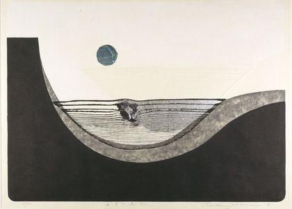岩見禮花: Flowing Waters of May (Gogatsu no nagare), Shôwa period, dated 1976 - ハーバード大学