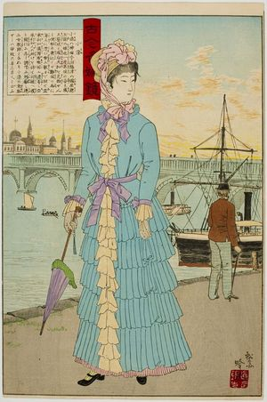 Unknown: Kosome at Kanda, Tokyo, Meiji period, late 19th century - Harvard Art Museum