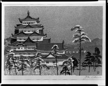 関野準一郎: Miya Castle, Shôwa period, - ハーバード大学