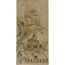 鳥居清忠: SUGAWARA MICHIZANE, Edo period, - ハーバード大学
