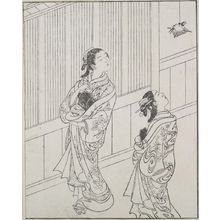 Nishikawa Sukenobu: ON THE WISDOM OF ANIMALS - Harvard Art Museum