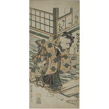 Ishikawa Toyonobu: PAIR OF LOVERS - Harvard Art Museum