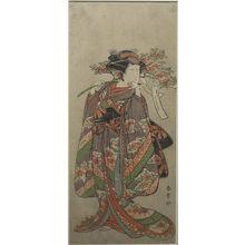 Katsukawa Shunsho: Actor Nakamura NOSHIO - Harvard Art Museum