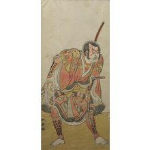 Katsukawa Shunsho: Actor Nakajima Mihoemon 2nd - Harvard Art Museum