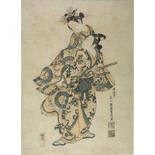 Ishikawa Toyonobu: TWO ACTORS AS LOVERS - Harvard Art Museum