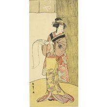Katsukawa Shunsho: Actor Nakamura Matsue - Harvard Art Museum