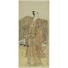 Katsukawa Shunko: Actor TAKINAKA KASSEN - Harvard Art Museum