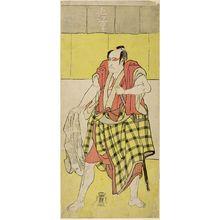 Katsukawa Shunko: Actor Matsumoto Koshirô AS AN OTOKODATE - Harvard Art Museum