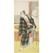 Katsukawa Shunko: Actor Nakamura Nakazô AS AN OTOKODATE - Harvard Art Museum