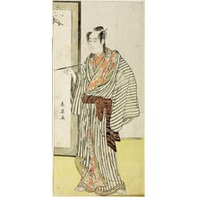 Katsukawa Shun'ei: TWO ACTORS - Harvard Art Museum