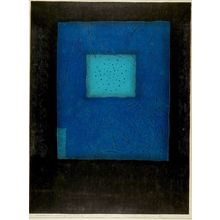 田嶋宏行: Nostalgia in Blue, Shôwa period, dated 1968 - ハーバード大学