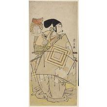 Torii Kiyonaga: Actor Ichikawa Danjûrô 5th - Harvard Art Museum