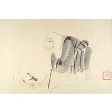 Shibata Zeshin: A MOUSE AS A MONK - Harvard Art Museum