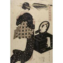 Kikugawa Eizan: PRINT - Harvard Art Museum