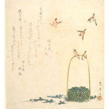 Utagawa Toyohiro: Birds - Harvard Art Museum