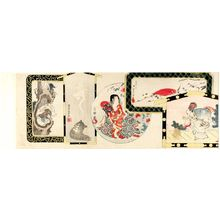 Katsukawa School: DESIGNS FOR EMADO PANELS - Harvard Art Museum