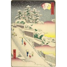 Utagawa Hiroshige II: THIRTY-SIX VIEWS OF YEDO,