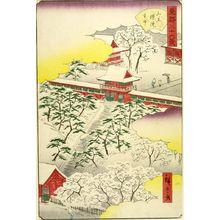 Utagawa Hiroshige II: THIRTY-SIX VIEWS OF YEDO,