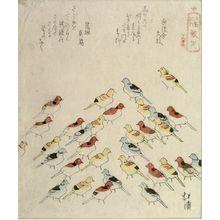 Totoya Hokkei: PILGRIMAGING TO ENOSHIMA,