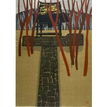 Shima Tamami: Shôrô, Shôwa period, dated 1959 - Harvard Art Museum