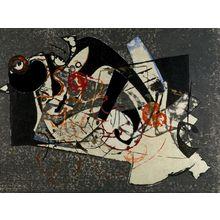Yoshida Hodaka: Work 9-1, Shôwa period, dated 1959 - Harvard Art Museum