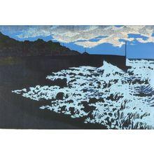 Fukushima Ichirô: Wave in Chiba, Shôwa period, - Harvard Art Museum